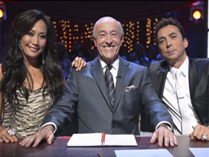 The Judges of Dancing With The Stars