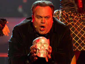 Shaun Williamson on 'Sing If You Can'