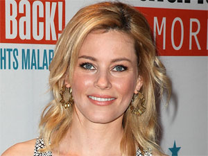 Elizabeth Banks at the 'Malaria No More: Hollywood Bites Back!' event in Los Angeles, California