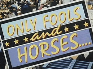 Only Fools and Horses logo
