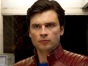 Smallville S10E18 'Booster': Clark Kent