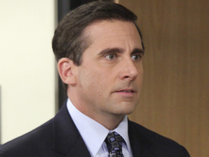 Steve Carell in 'The Office'