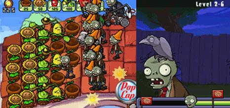 'Plants Vs. Zombies' (DS)