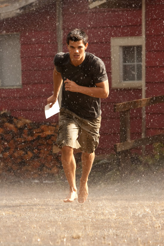 Taylor Lautner in Twilight: Breaking Dawn