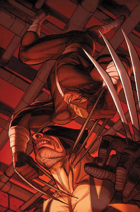 Daken, Wolverine, Preview