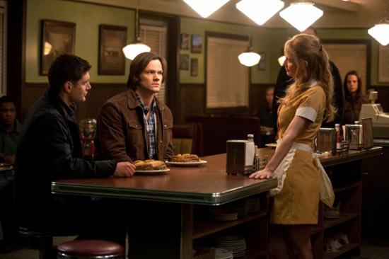 Sam and Dean.