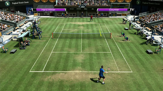 Gaming Review: Virtua Tennis 4