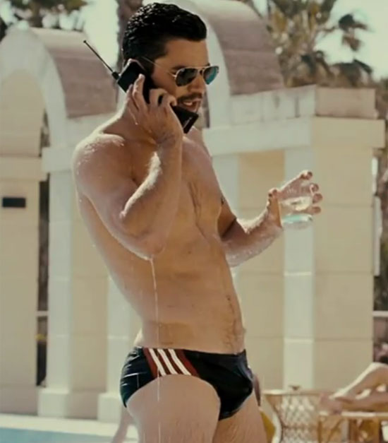 Dominic Cooper in The Devil's Double Trailer