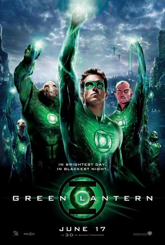 More green lantern coverage green lantern footage hits wondercon watch