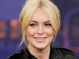 Lindsay Lohan on &#39;The Tonight Show with Jay Leno&#39;