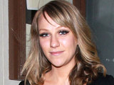 Chloe Madeley at the Dancing on Ice wrap party in London