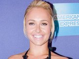 Hayden Panettiere at the 2011 Tribeca Film Festival premiere of 'Klitschko'