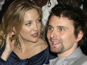 Goldie Hawn reveals that Kate Hudson is not rushing to marry Matt Bellamy.