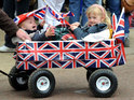Take a look at the celebrations around the UK as Prince William marries Kate Middleton in London today.