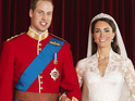 The official photographs from Prince William and Kate Middleton's wedding are released.