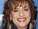 Broadway legend Patti LuPone is currently filming a guest appearance on the season finale of Glee.