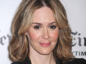 Sarah Paulson says she is delighted to work with Kathy Bates and Angela Bassett.