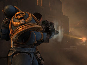 Gaming Interview: Warhammer 40,000: Space Marine