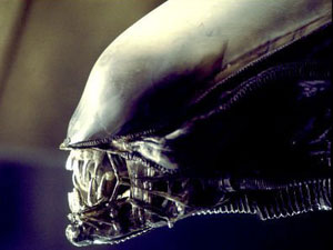 Xenomorph from 'Alien'