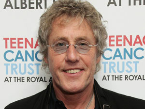 The Who frontman Roger Daltrey