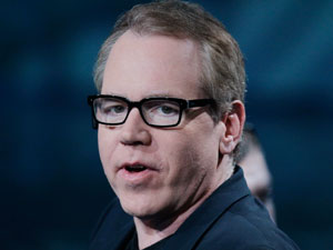 US writer Bret Easton Ellis