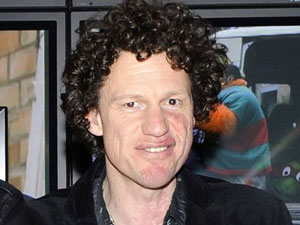 Comedian and writer Chris Morris