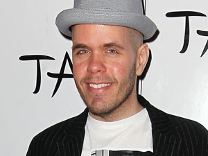 Perez Hilton hosts a celebrity tweet up at TAO Nightclub in Las Vegas