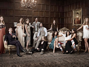 Made in Chelsea: Group shot