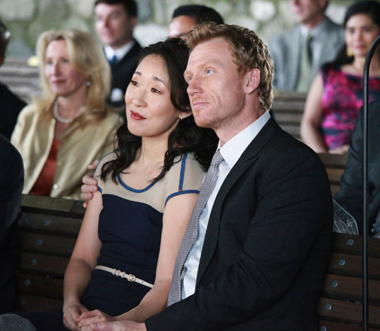 Grey's Anatomy S07E20: 'White Wedding'
