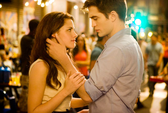 Edward and Bella in Rio