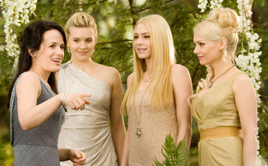 Esme meets members of Denali coven