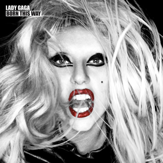 lady gaga born this way cd artwork. edition artwork. Lady