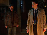 Supernatural S06E20 - Bobby and Castiel