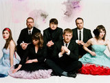 Rock band The Decemberists