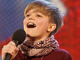 Britain's Got Talent contestant Ronan Parke