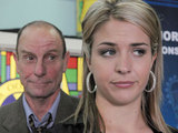 Waterloo Road: Mandy Bellow and Grantly Bugden