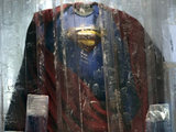 Smallville S10E20 &#39;Prophecy&#39;: Superman costume