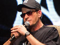 Charlie Sheen says that he took steroids to boost his performance in Major League.