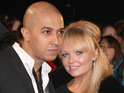 Emma Bunton and Jade Jones announce the birth of their second son Tate.