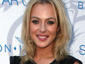 "Jessica Marais and James Stewart are ""excited"" about becoming parents."