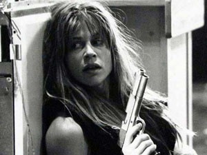 Sarah Conner (Linda Hamilton) from &#39;Terminator 2: Judgment Day&#39;