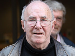 Australian chatshow host Clive James