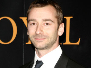 Corrie actor Charlie Condou