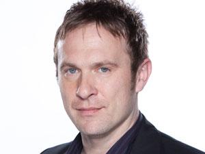 Jason Merrells (Declan Macey in Emmerdale)