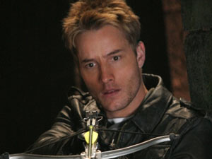 Smallville S10E20 &#39;Prophecy&#39;: Oliver Queen