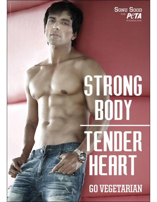 Sonu Sood PETA Campaign