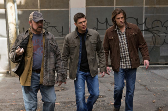 Sam, Dean and Bobby