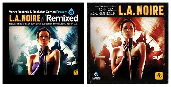 L.A. Noire Soundtrack