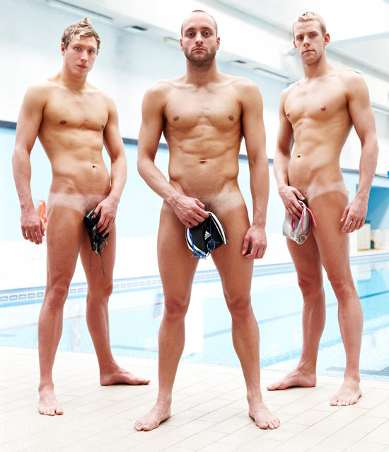The Olympic Swimmers