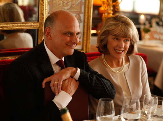 Kurt Fuller and Mimi Kennedy
